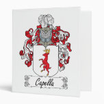 Escudo de la familia de Capella