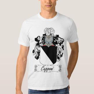 Escudo de la familia de Capponi Polera