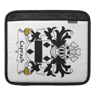 Escudo de la familia de Caprach Mangas De iPad