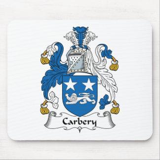Escudo de la familia de Carbery Tapete De Raton