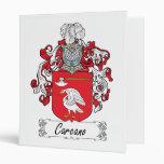 Escudo de la familia de Carcano
