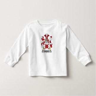 Escudo de la familia de Cardell Tshirts