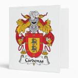 Escudo de la familia de Cardenas