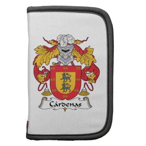 Escudo de la familia de Cardenas Planificador