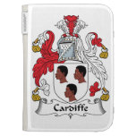 Escudo de la familia de Cardiffe