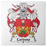 Escudo de la familia de Cardoso Tejas Ceramicas