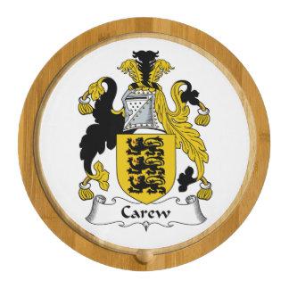 Escudo de la familia de Carew
