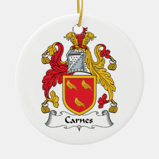 Escudo de la familia de Carnes Adorno De Reyes