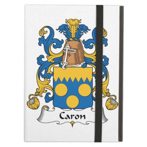Escudo de la familia de Caron