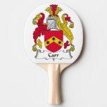 Escudo de la familia de Carr Pala De Ping Pong