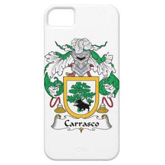 Escudo de la familia de Carrasco iPhone 5 Carcasas
