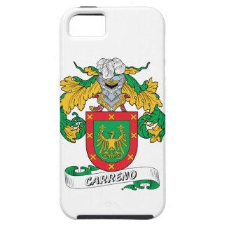 Escudo de la familia de Carreno iPhone 5 Carcasas