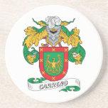 Escudo de la familia de Carreno Posavasos Manualidades