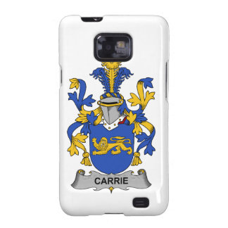 Escudo de la familia de Carrie Galaxy S2 Carcasa