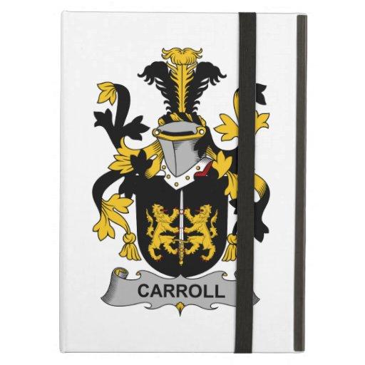 Escudo de la familia de Carroll