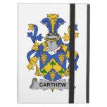 Escudo de la familia de Carthew
