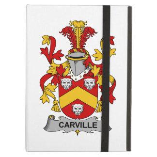 Escudo de la familia de Carville