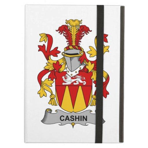 Escudo de la familia de Cashin