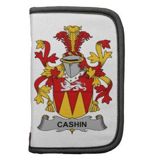 Escudo de la familia de Cashin Organizadores