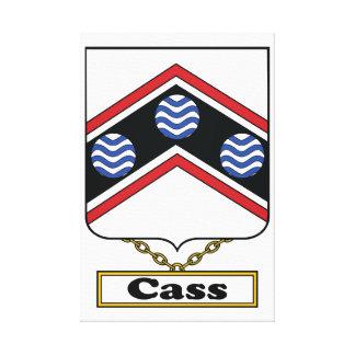 Escudo de la familia de Cass Lona Estirada Galerías