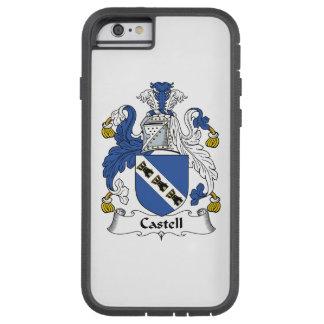 Escudo de la familia de Castell Funda De iPhone 6 Tough Xtreme
