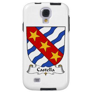 Escudo de la familia de Castella