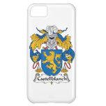 Escudo de la familia de Castellblanch