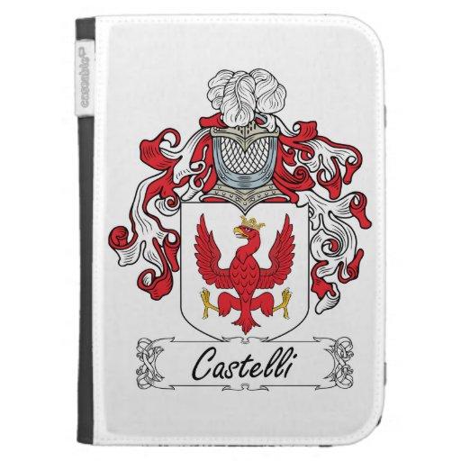 Escudo de la familia de Castelli