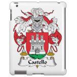 Escudo de la familia de Castello