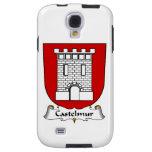 Escudo de la familia de Castelmur