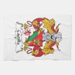 Escudo de la familia de Castilla Toalla De Mano