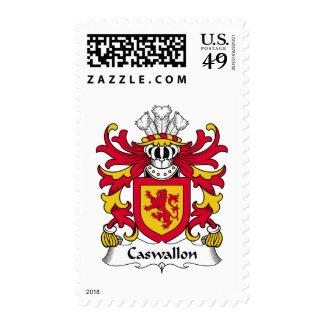 Escudo de la familia de Caswallon Envio