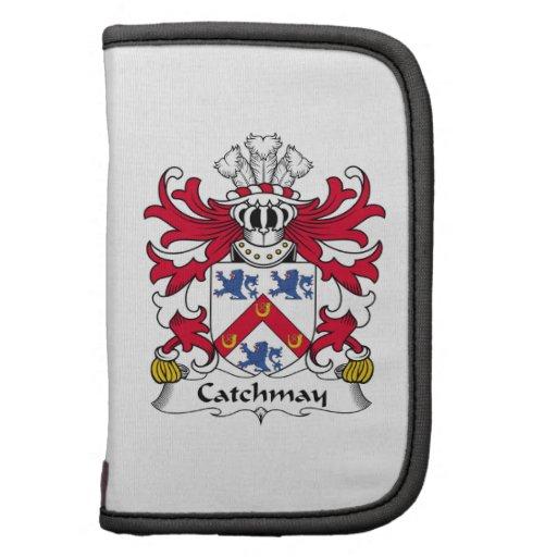 Escudo de la familia de Catchmay Planificadores