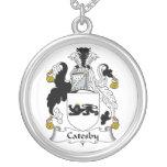 Escudo de la familia de Catesby Joyería