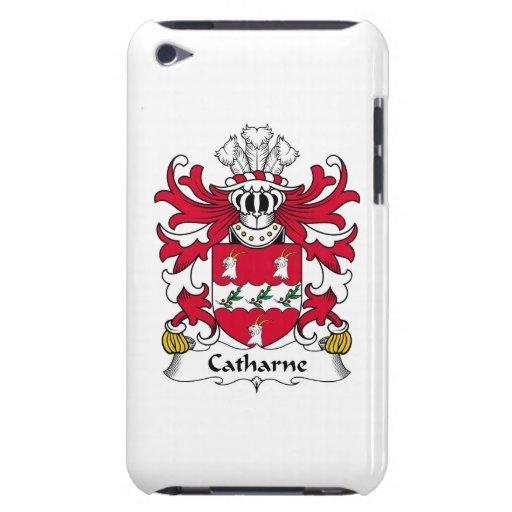 Escudo de la familia de Catharne iPod Touch Protector
