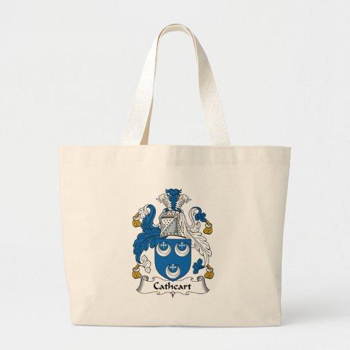 Escudo de la familia de Cathcart Bolsa De Mano