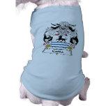 Escudo de la familia de Catta Camiseta De Perrito