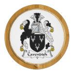 Escudo de la familia de Cavendish