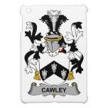 Escudo de la familia de Cawley iPad Mini Funda