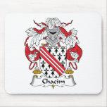 Escudo de la familia de Chacim Tapete De Raton