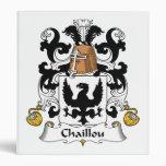 Escudo de la familia de Chaillou