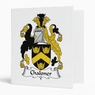 Escudo de la familia de Chaloner