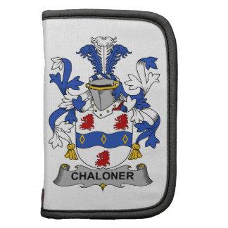 Escudo de la familia de Chaloner Organizadores