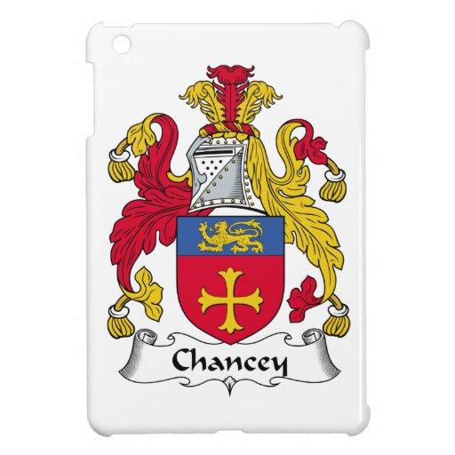 Escudo de la familia de Chancey