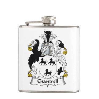 Escudo de la familia de Chantrell