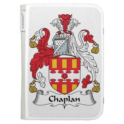 Escudo de la familia de Chaplan