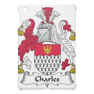 Escudo de la familia de Charles