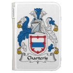 Escudo de la familia de Charteris