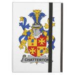 Escudo de la familia de Chatterton