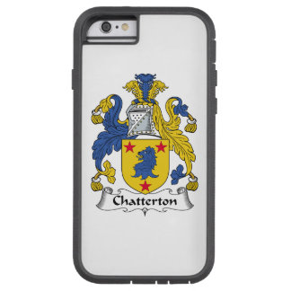 Escudo de la familia de Chatterton Funda De iPhone 6 Tough Xtreme